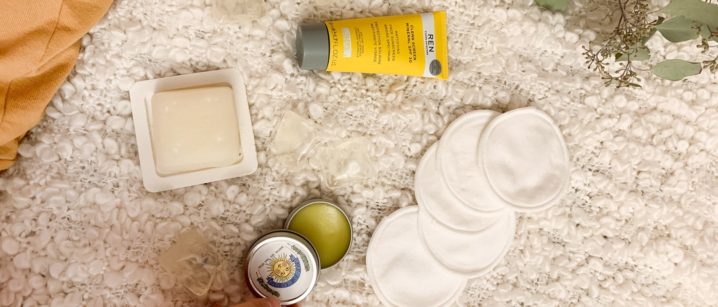 Shirley's Top 10 Sustainable Skincare Products