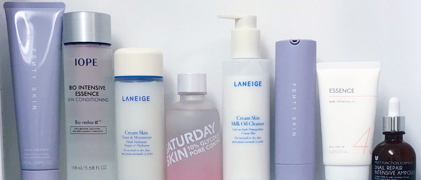 Adeola Ash's Top 10 Korean Skincare Products for Fall and Winter