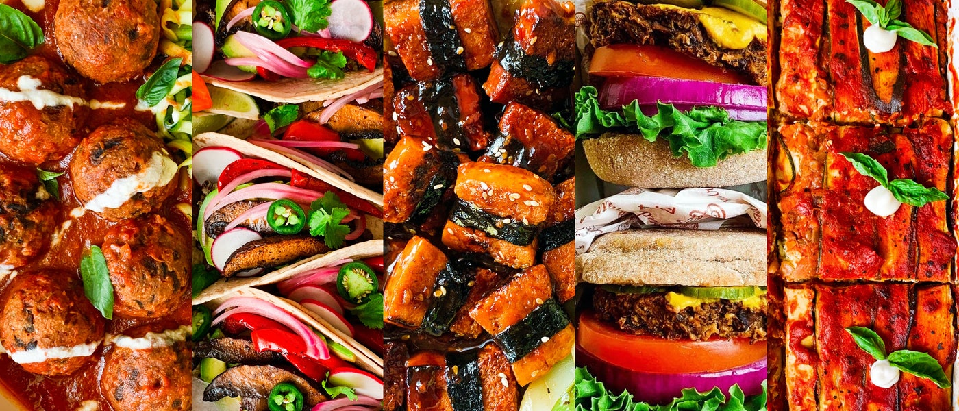 Elle's Top 10 Natural Vegan Meat Substitutes That Were Not Grown in a Lab