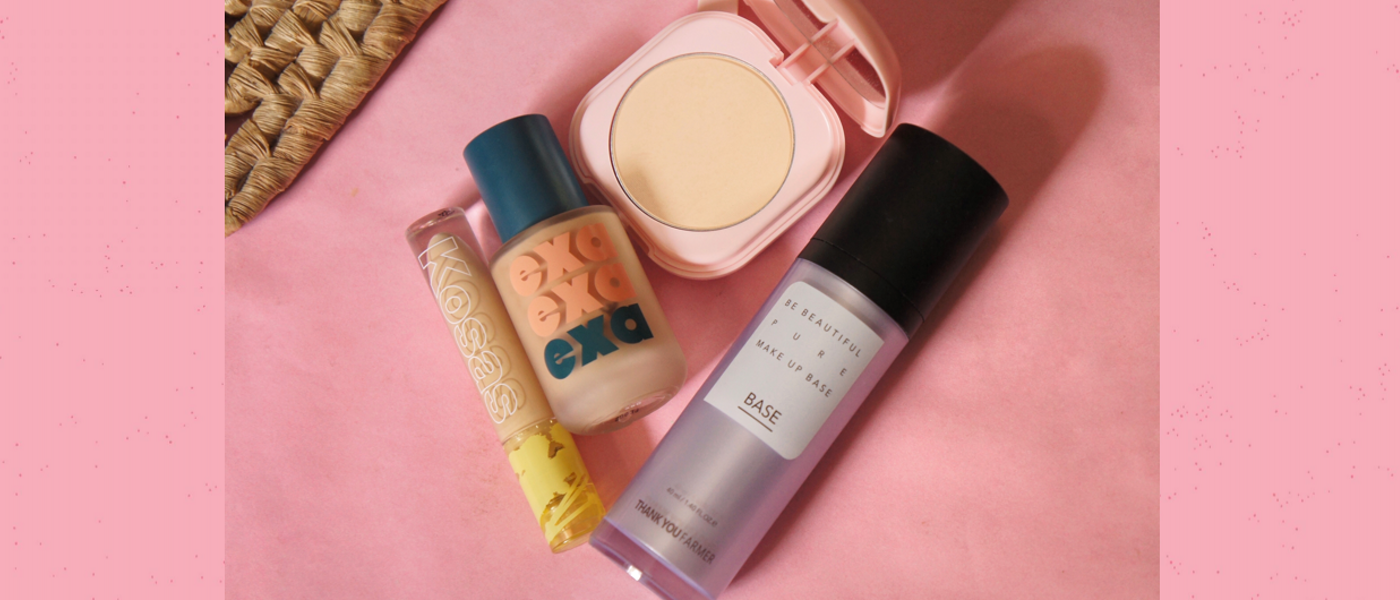Ammarah's Top 10 Makeup Base Products for Summer