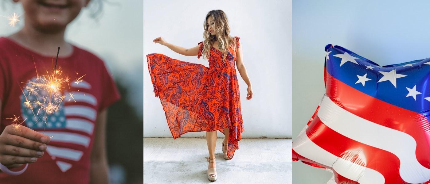 Karin's Top 10 4th of July Fashion Favorites