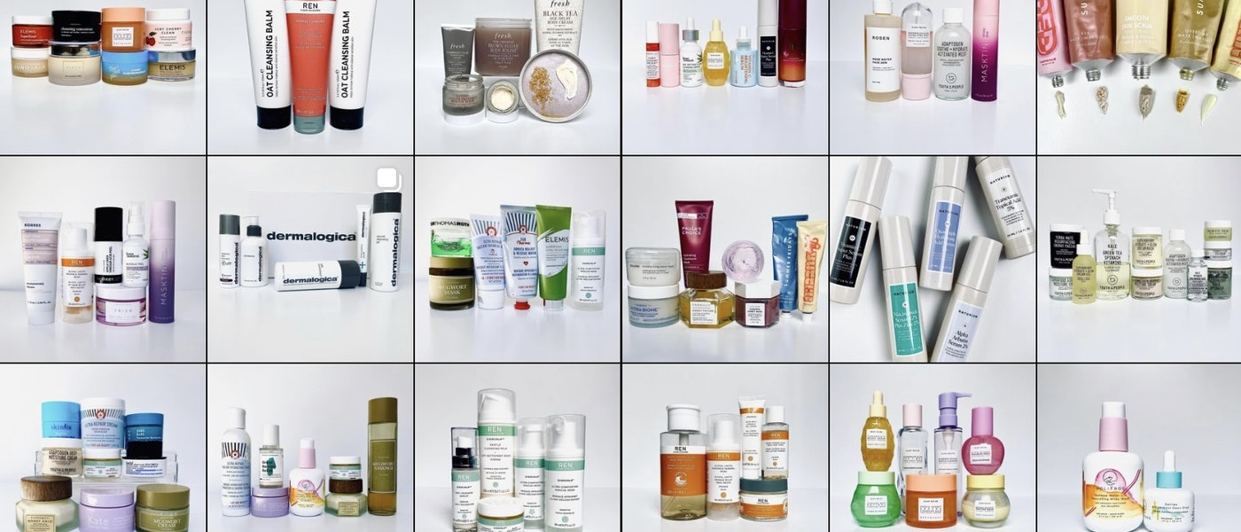 Ashley's Top 10 Favorite Skincare Products for Winter