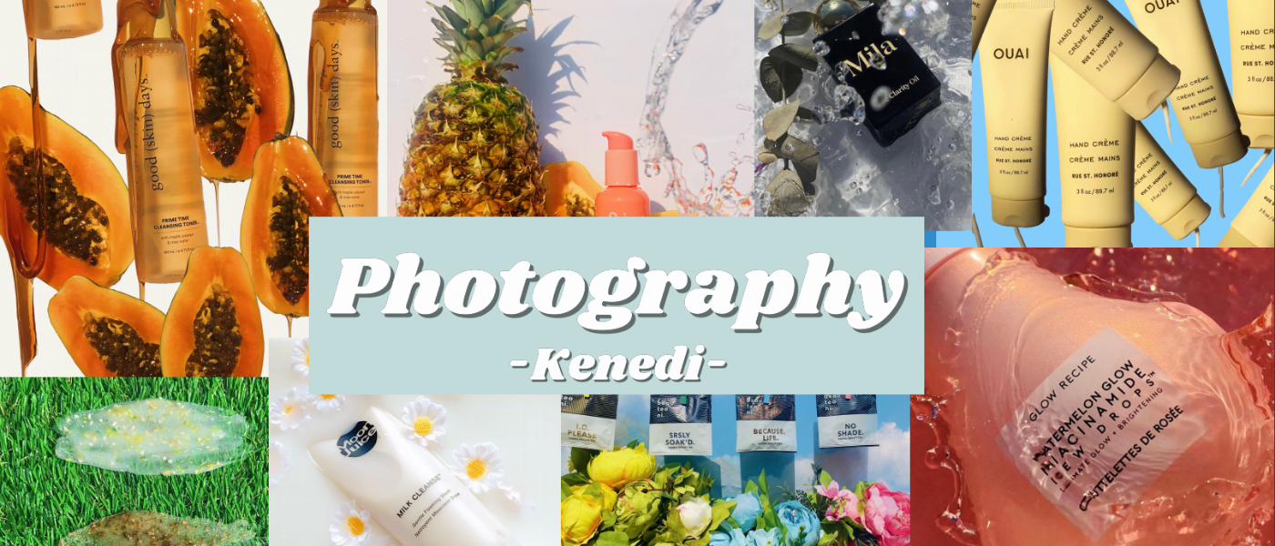 Kenedi's 10 Essential Summer Skincare Products