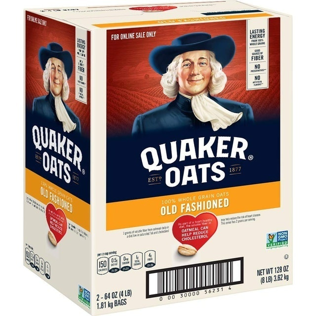 Quaker Old Fashioned Rolled Oats 1