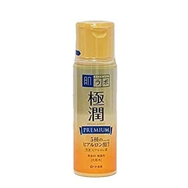 Rohto Hada Labo Gokujyun Premium Hyaluronic Acid Lotion 1