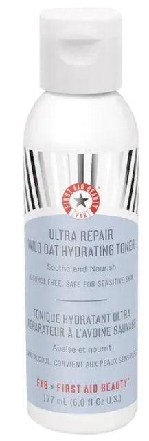 First Aid Beauty Ultra Repair Wild Oat Hydrating Toner 1