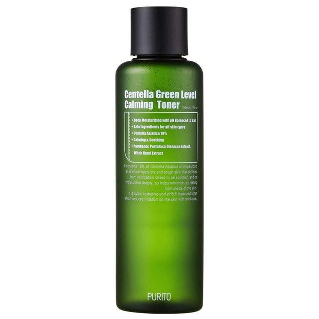 PURITO Centella Green Level Calming Toner 1