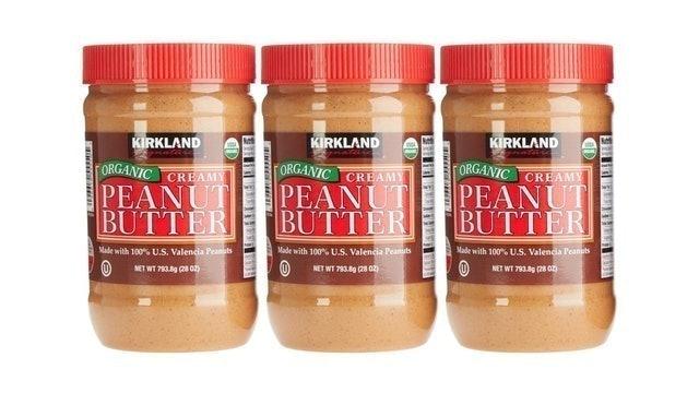 Kirkland Signature Organic Creamy Peanut Butter 1
