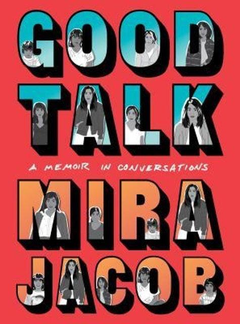 Mira Jacob Good Talk 1