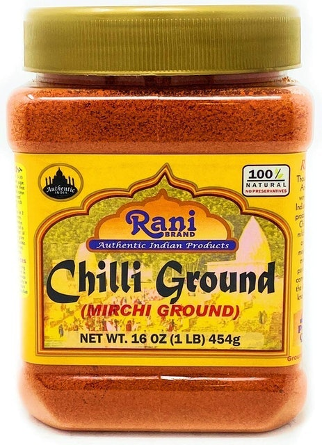 Rani Brand Authentic Indian Products Chilli Powder (Mirchi) 1