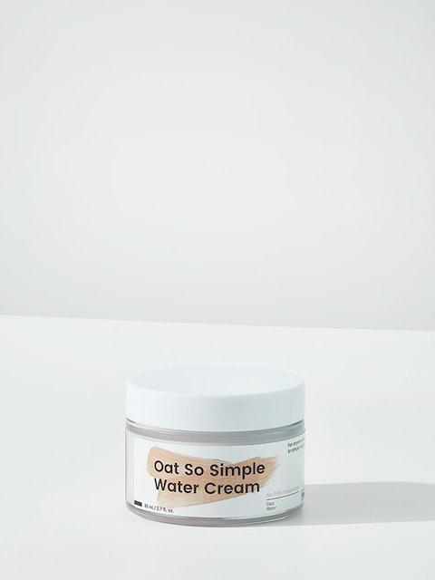 Krave Beauty Oat So Simple Water Cream 1