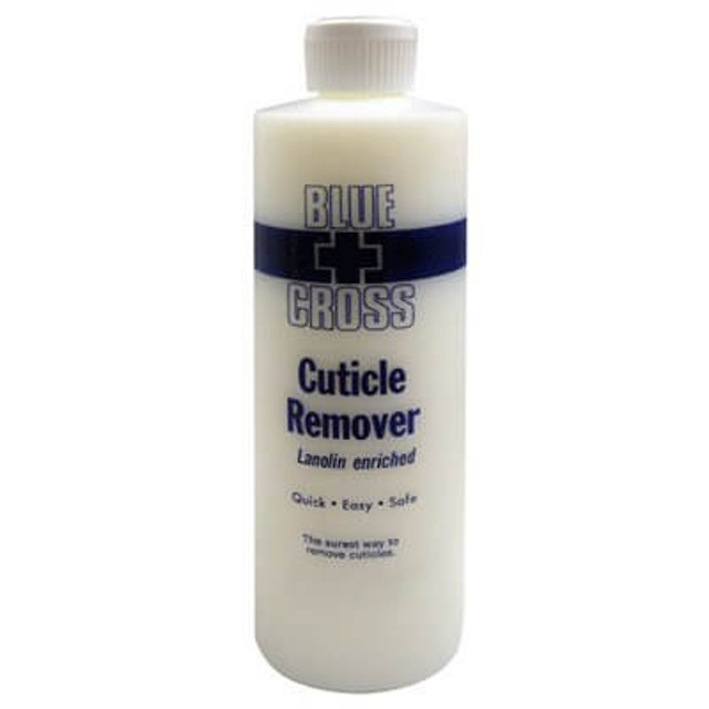 Blue Cross Cuticle Remover 1