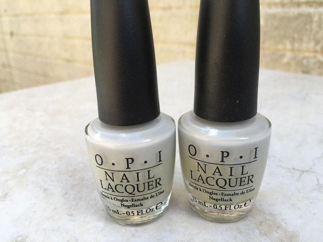 OPI Nail Lacquer Skull & Glossbones 1