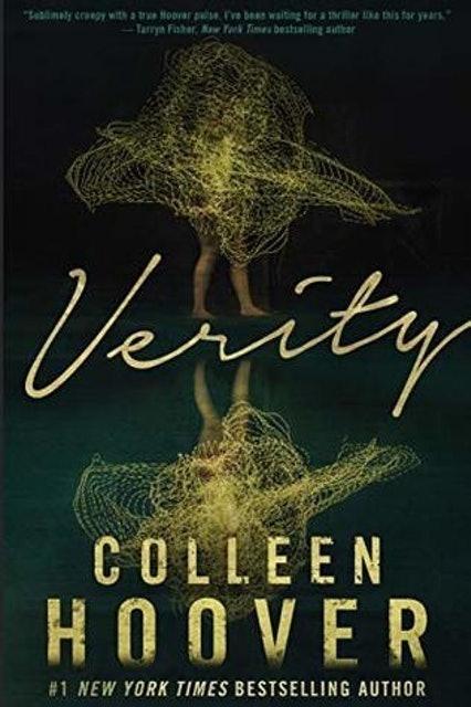 Colleen Hoover Verity 1