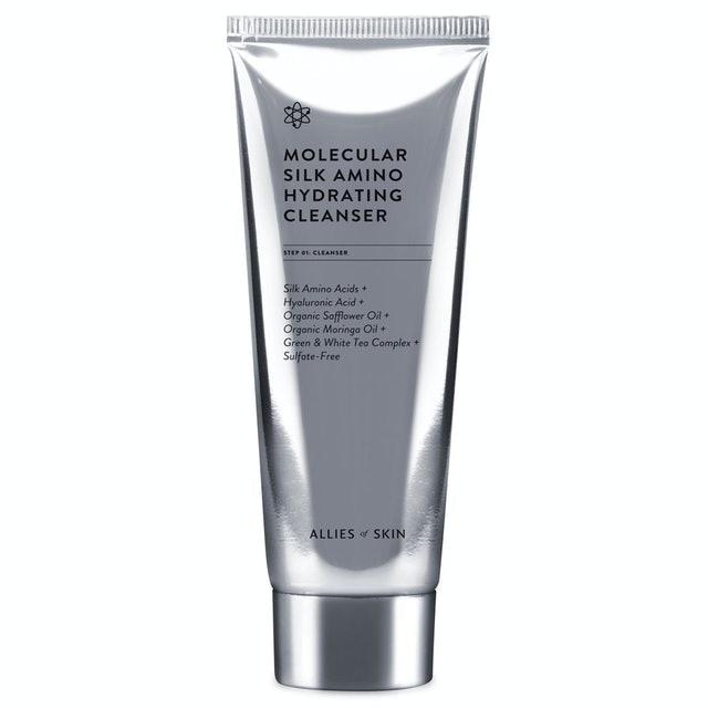 Allies of Skin Molecular Silk Hydrating Cleanser 1
