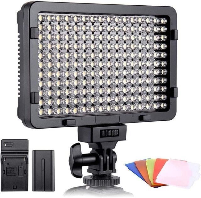 ESDDI LED Portable Camera Light 1