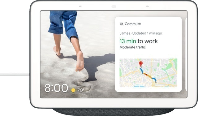 Google Nest Hub Smart Display 1