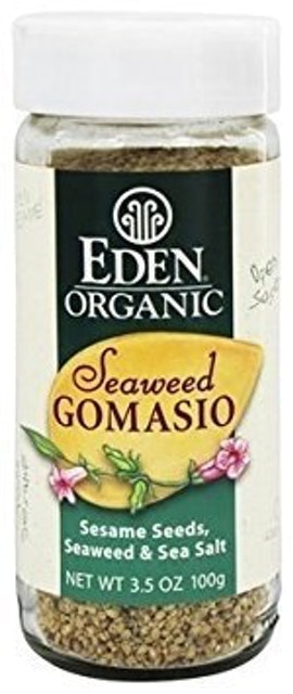 Eden Organic Seaweed Gomasio 1