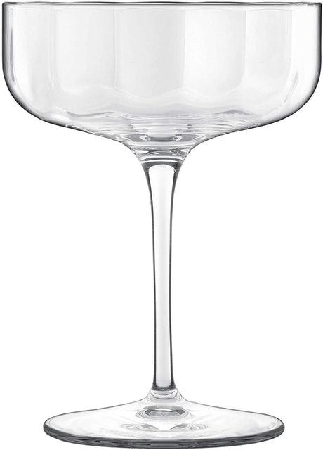 Luigi Bormioli Jazz Champagne/Sherbet Coupe 1