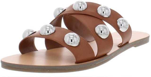 Marc Fisher  Women's Bryte2 Flat Sandal 1