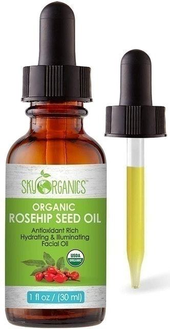 Sky Organics Rosehip Seed Oil 1