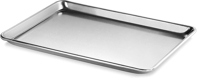 New Star Foodservice Commercial-Grade 18-Gauge Aluminum Sheet Pan 1