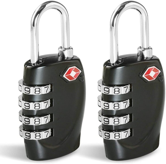 Cfmour TSA Approved Luggage Lock 1