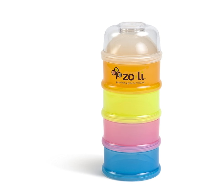 ZoLi On-the-Go Formula and Snack Dispenser 1