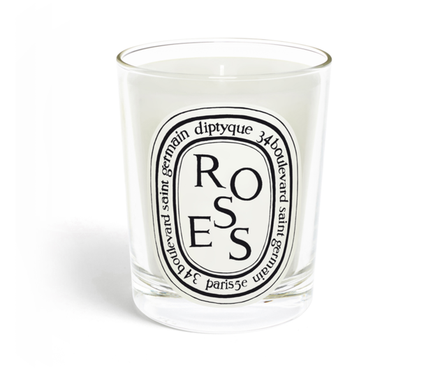 Diptyque Roses Candle 1