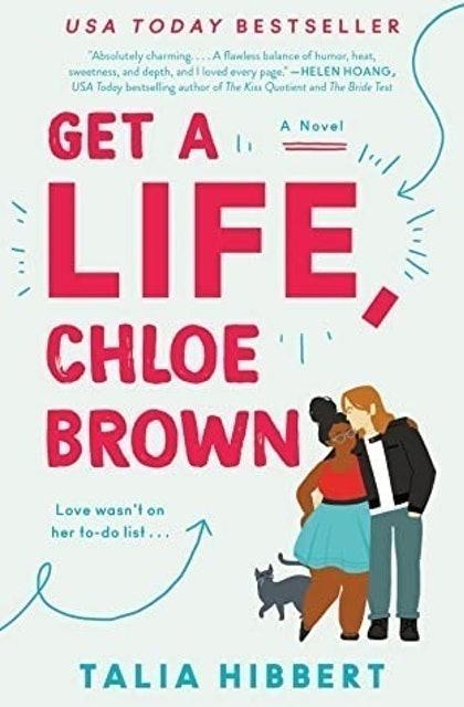 Talia Hibbert Get a Life, Chloe Brown 1
