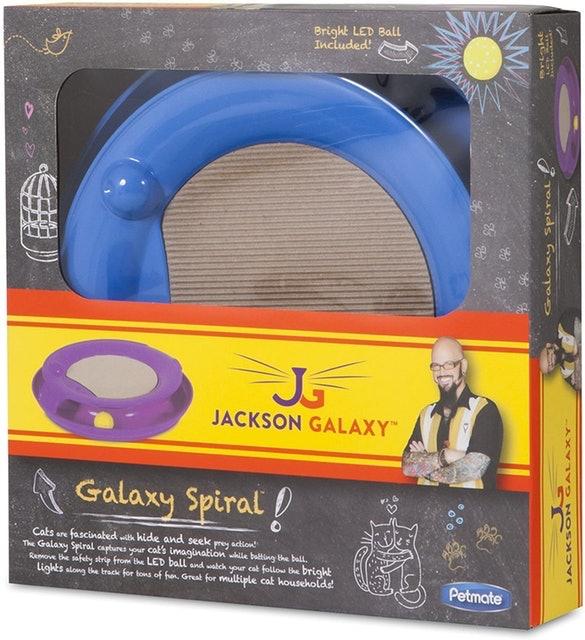 Jackson Galaxy Galaxy Spiral 1