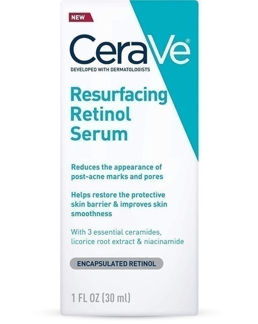 CeraVe Resurfacing Retinol Serum 1