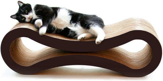 PetFusion Ultimate Cat Scratcher Lounge 1