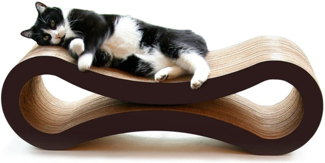 PetFusion Ultimate Cat Scratcher Lounge 1