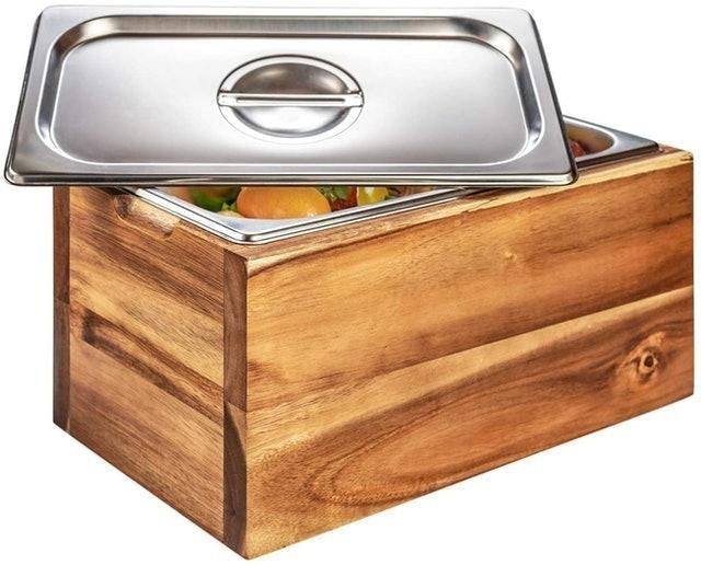 BelleMark Kitchen Compost Bin 1