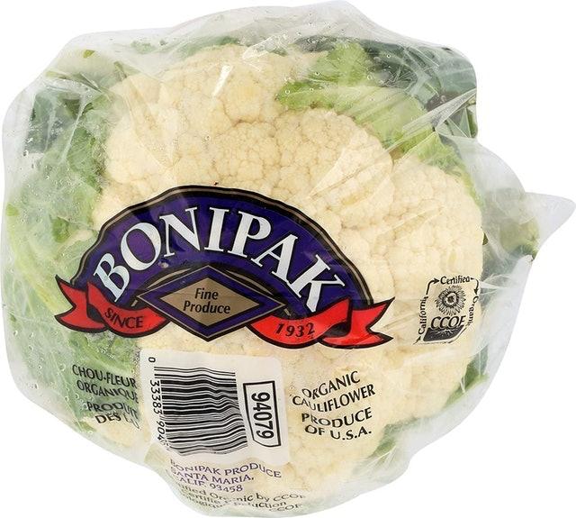 Whole Foods Market Organic Cauliflower  1