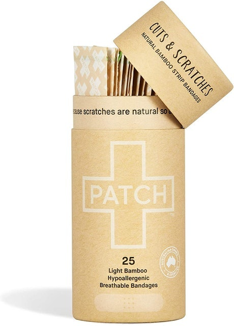 PATCH Eco-Friendly Bamboo Bandages 1