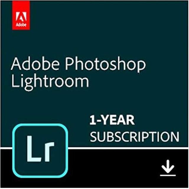 Adobe Adobe Photoshop Lightroom 1