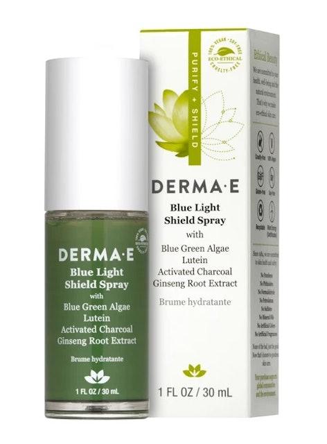 DERMA E Blue Light Shield Spray 1