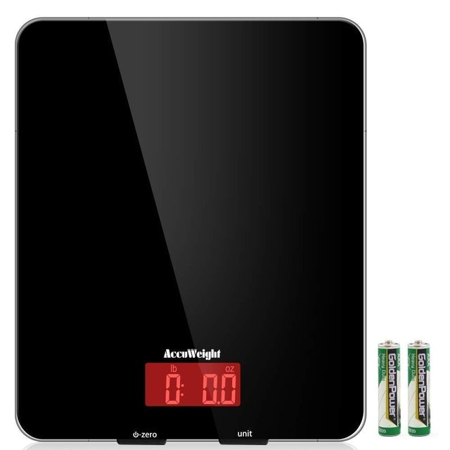 AccuWeight Food Scale 1
