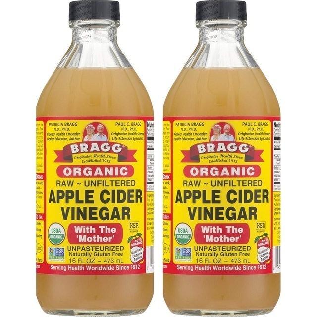 Bragg  Organic Apple Cider Vinegar 1