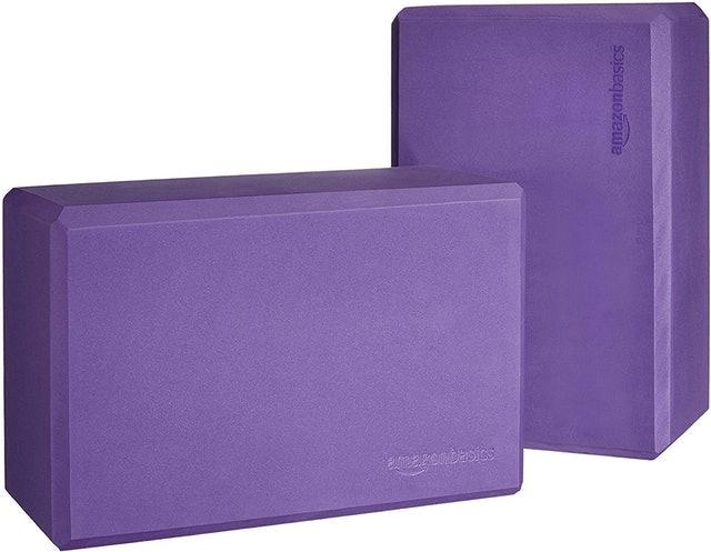 Amazon Basics Foam Yoga Blocks 1