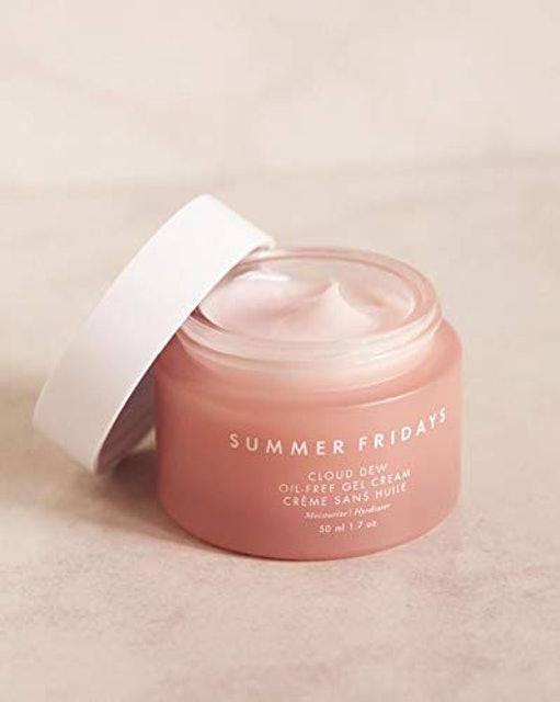 Summer Fridays Cloud Dew Oil-Free Gel Cream 1