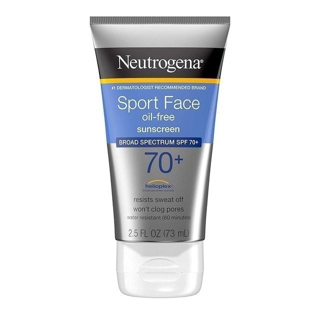 Neutrogena Sport Face Sunscreen 1