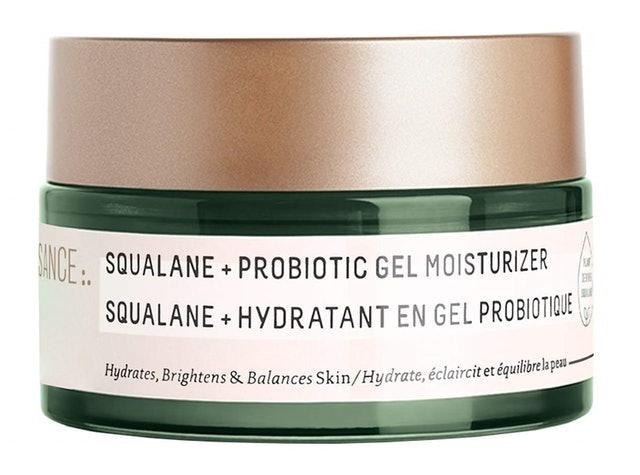 BIOSSANCE Squalane + Probiotic Gel Moisturizer 1