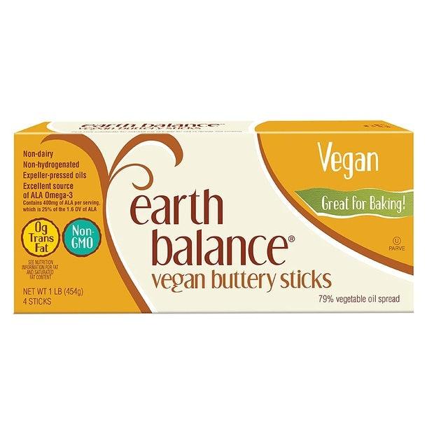 Earth Balance Vegan Buttery Sticks 1