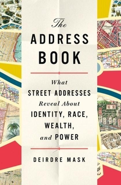 Deirdre Mask, Janina Edwards The Address Book 1