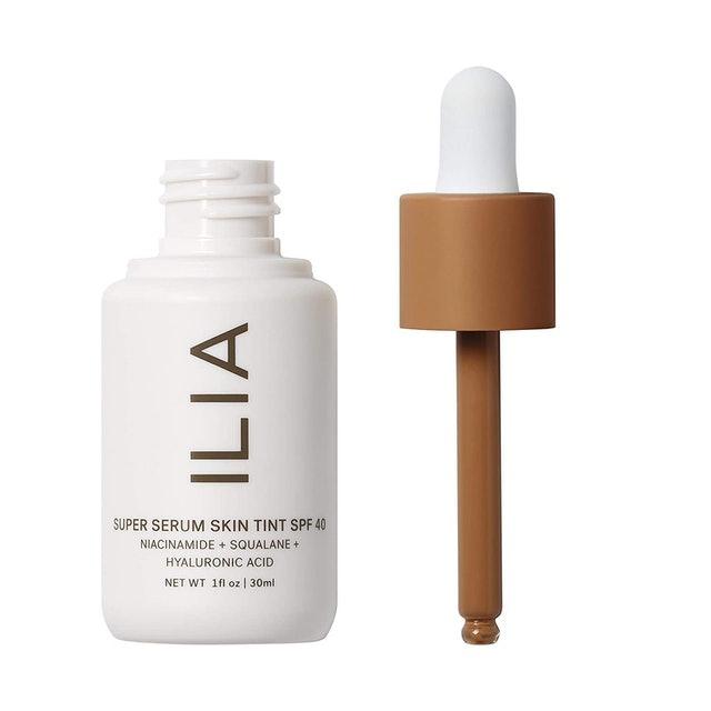 ILIA Super Serum Skin Tint SPF40 1