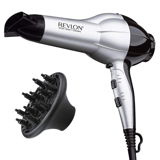 Revlon COS 1875W Shine Boosting Hair Dryer 1