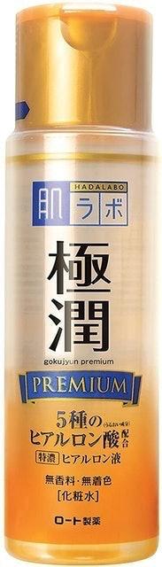 Hada Labo Gokujyun Premium Hyaluronic Milky Lotion 1